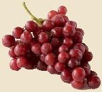 Red Seedless Grapes - 4lb