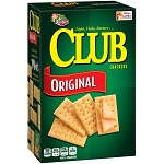 Keebler Club Crackers (K)(D) - 3/3lb