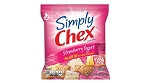Strawberry Yogurt Simply Chex Mix