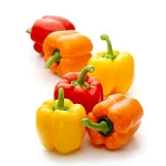 Assorted Sweet Bell Peppers - 4 Large