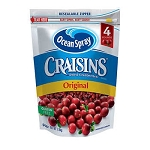 Ocean Spray Craisins - 64oz