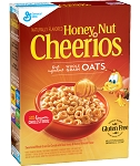 Honey Nut Cheerios (Nuts) (K) - 110oz