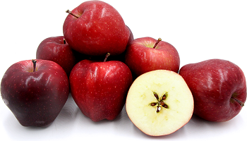 Red Delicious Apples-Approx 100/Case