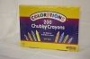 Colorations Chubby Crayons - 200ct