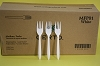 Plastic Fork Medium - 1000ct