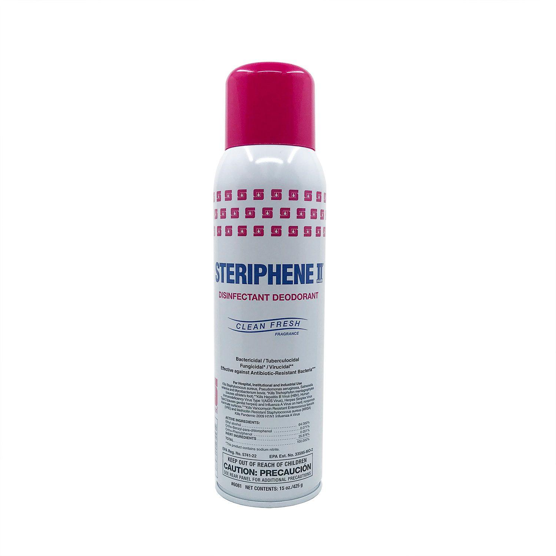 Disinfectant deodorant