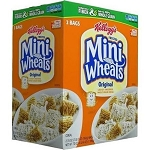 Whole Grain Kellogg's Frosted Mini Wheats - 3/70oz