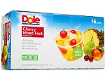 Dole Cherry Mixed Fruitl/Peaches in 100% Juice-16-4oz Cups