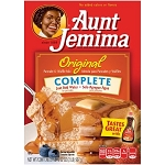 Aunt Jemima Complete Pancake Mix - 2/5lbs