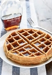 Whole Grain Frozen Waffles Eggo - 144ct