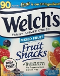 Welch's Mixed Fruit Snacks (Gluten-Free) - 90ct