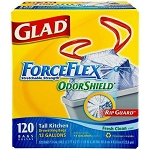 Glad Force Flex Tall Kitchen Bags