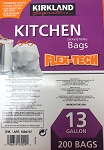 Flex-Tech Kitchen Bags 200ct