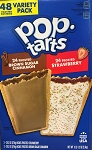 Kellogg's Pop Tarts Strawberry/Brown Sugar - 48ct