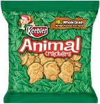 Whole Grain Keebler Animal Crackers - 150/1oz