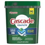 Cascade Gel Pacs 90ct