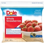 Frozen Whole Strawberries 6lb Bag