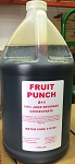 Fruit Punch Juice 6+1-4 Gal/Cs