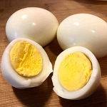 Egg Hard Cooked Peeled 16/2ct
