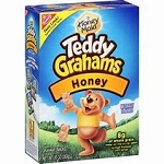 Whole Grain Nabisco HoneyTeddy Grahams 6/10oz Boxes