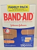 Band-Aids J&J Assorted 188 Ct