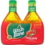 Wish Bone Italian Dressing 2/36oz