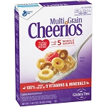 Whole Grain Multi Grain Cheerios 3/2lbs 5.5 oz U