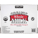 Organic Whole Milk - 3/64oz