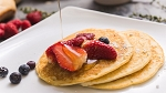 Whole Grain Frozen Pancakes - 144ct