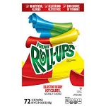 Betty Crocker Fruit Roll-Ups (U) - 2/72ct.