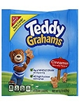 Whole Grain Nabisco Cinnamon Teddy Grahams .75oz - 150ct