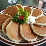 Frozen Buttermilk Pancakes - 144ct (U)