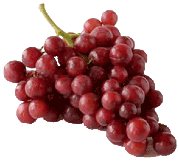Red Seedless Grapes - 3lb