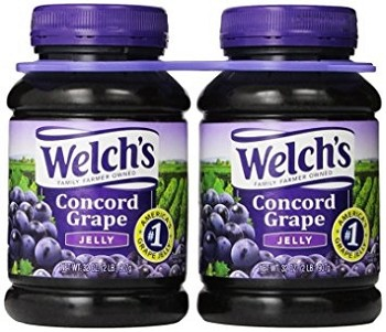 Welch's Grape Jelly (K) 2lb - 2ct