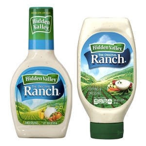 Hidden Valley Ranch Dressing 40oz - 2ct