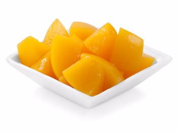 Diced Peaches in Natural Juice -#10 Can