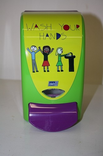 Soapy Soap Dispenser - Kids (each)