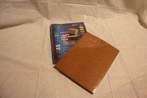 Brown Construction Paper 9