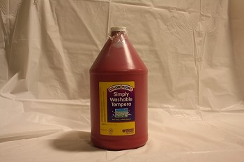 Red Paint 1 Gallon - Washable
