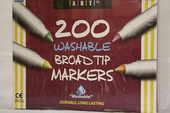 Sargent Art Washable Markers - 200ct