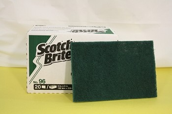 Scotch Brite #96 Scrubbing Pads - 20ct