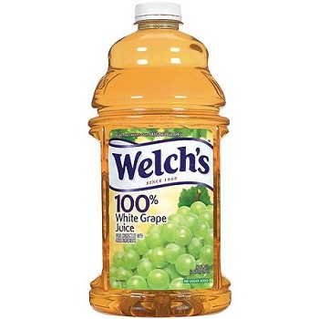 Welch's White Grape Juice 2/96oz